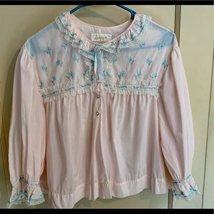 Vintage Barbizon Sleep shirt